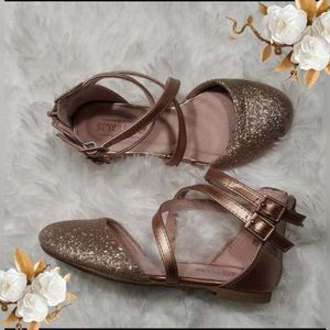 TODDLE GIRL DRESS SHOES